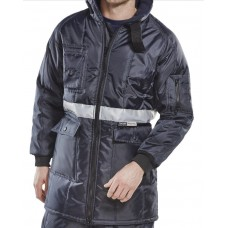 Click Freezer 'Coldstar' 3M Thinsulate Lined Zipped Jacket EN342