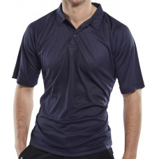 B-Cool Wicking Summer Polo Shirt Short Sleeve