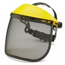 Replacement Steel Mesh Visor for BBrand Head Carraige