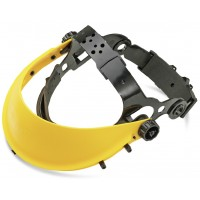 BBrand Yellow Head Gear Carriage for Visors