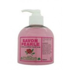 SAVON PEARLE Luxury Mild Pink Hand Soap 300ml