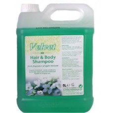 VELVET Mild Apple-Fragranced High Quality Hair And Body Shampoo 5L