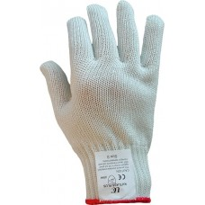 Foodsafe H/weight Dyneema DSM™ HPPE Yarn Cut Resistant 5 Kutlass Plus Glove 4544