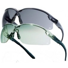 Bolle Axis Solar Protection Smoke or Contrast Lens Safety Glasses
