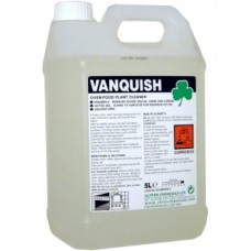 VANQUISH Heavy Duty Oven Cleaner Liquid Gel 5L