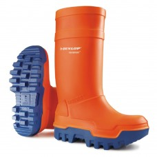 Dunlop Orange Thermo Plus Extreme Cold -50ºC Weather Boots