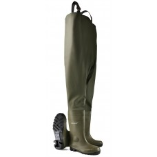 Chest Waders Dunlop Safety with Midsole