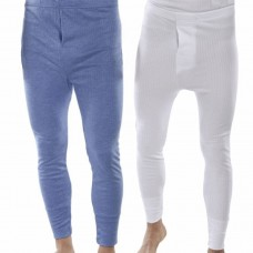 Click Polyester Thermal Long John Trousers