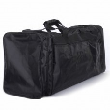 Black Jumbo Holdall Bag