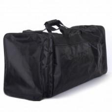 Black Jumbo Holdall Bag
