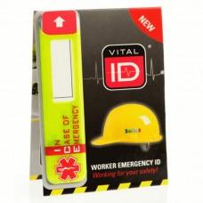Emergency ID Data Window (ICE)
