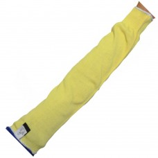 "20"" DuPont™Kevlar® Double Knit Cut and Heat Protection Safety Sleeve with Knit Wrist"