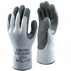 Showa 451 Thermo Cold Handling Grip Work Gloves