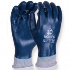Fully Coated Nitrolon Thin Full Nitrile Coated Precision Gloves