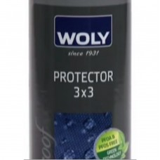 Woly Waterproof Spray for Leather, Suede & Fabric 300ml Can