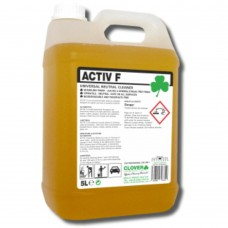 ACTIV F Neutral Detergent Car Shampoo Cleaner 5L