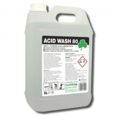 ACIDWASH80 - Severe Scale, Rust, Cement Cleaner 5L