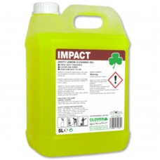 IMPACT Concentrated Lemon Fragrance Hard Floor Cleaning Gel 5L