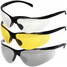 A/Scratch, Anti-Fog Soft Nose Bridge Banda Safety Glasses