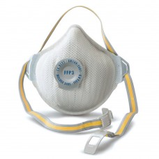 Moldex ReUsable 3405 Air Plus FFP3 R D Respirator Face Mask x 5