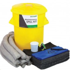 Bin Spill Response Kit Maintenance 90L Ecospill
