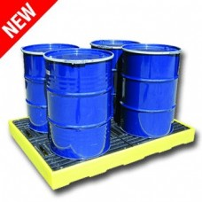 Ecospill Spill Low Storage for 4 x 205L Drum
