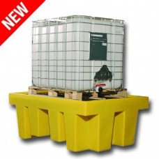 Ecospill Single IBC Spill Pallet