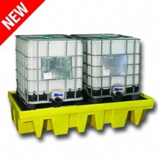 Ecospill Double IBC Spill Pallet