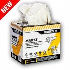 Dirteeze MAX75 Multi Purpose Wipes x 200
