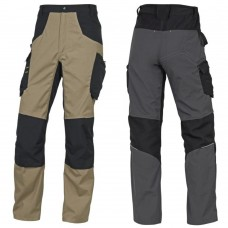 Cordura® Fabric Triple Stitched Tradesmans Deltaplus Trousers