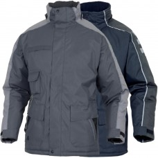 Nordland EN342 Tested -50°C Pu-Coated Polyester Oxford Cold Storage Parka