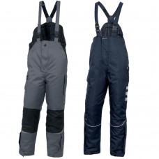 Iceberg EN342 Tested -50°C Pu-Coated Polyester Oxford Cold Storage Trousers