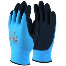 Aquatek™ Dual Coated  Wet Work Foamed Latex Gloves