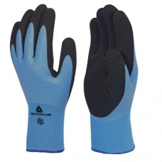 Deltaplus Waterproof, Cold, & Heat Resistant Spongy Latex Palm Gloves