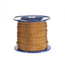 TECTRA™ 11mm Low Stretch Rope – Gold