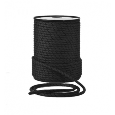 TECTRA™ 11mm Low Stretch Rope – Black