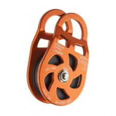 Aluminium rescue pulley, 5 cm