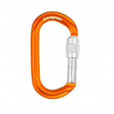 ALTO Alloy oval screwgate karabiner