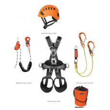 heightec® Riggers Tower Climbing  and Comms Kit