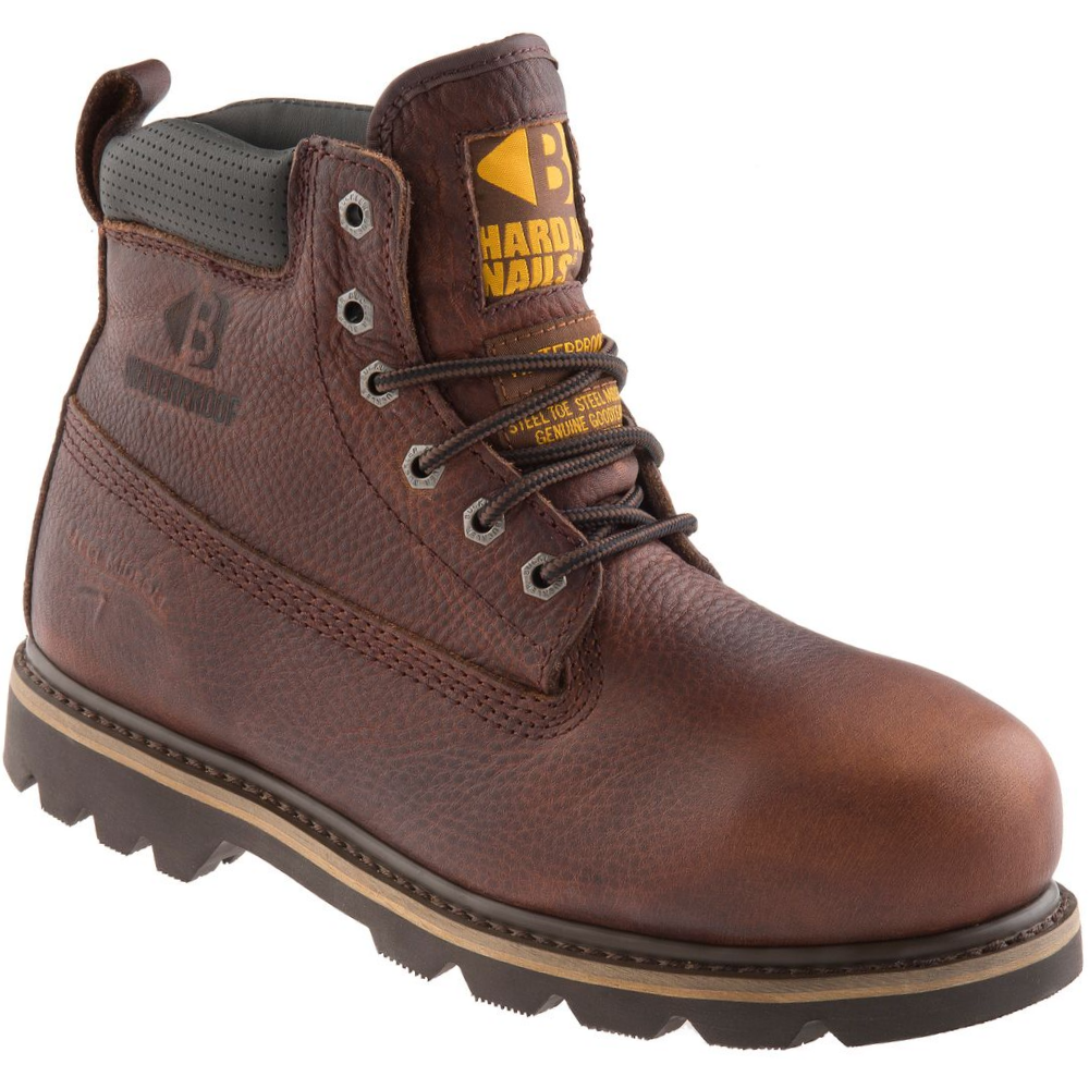 8cbf1b9d36a bucklers hard as nails boots goodyear welted premium wide fit boots |  GlovesnStuff
