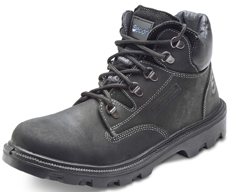 6c63ffd225a Sherpa PU Rubber Sole Heat & Water Resistant Safety Chukka Boots |  GlovesnStuff